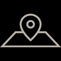 icon map location