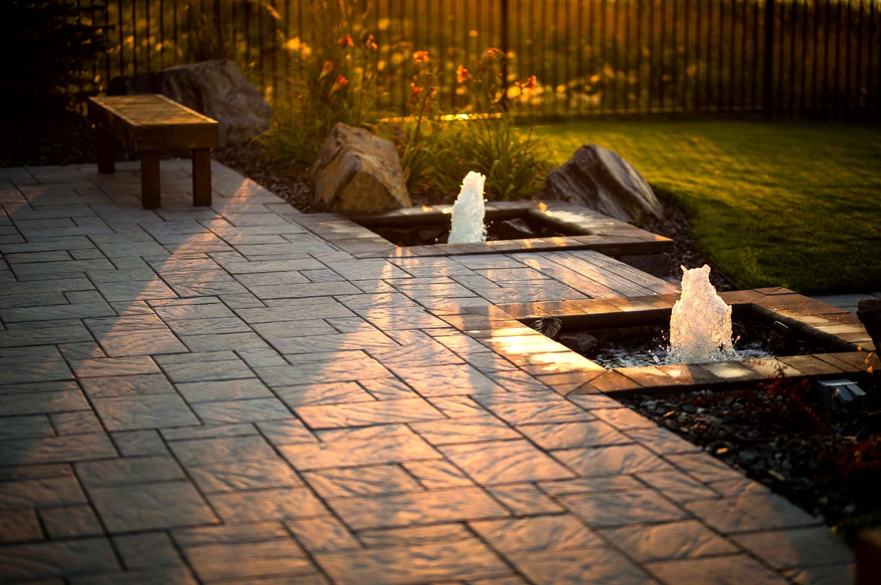 Navarrow Paver Patio
