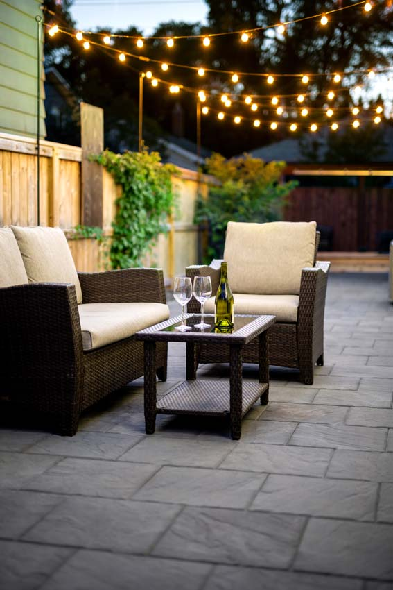 Brookside Slab Patio