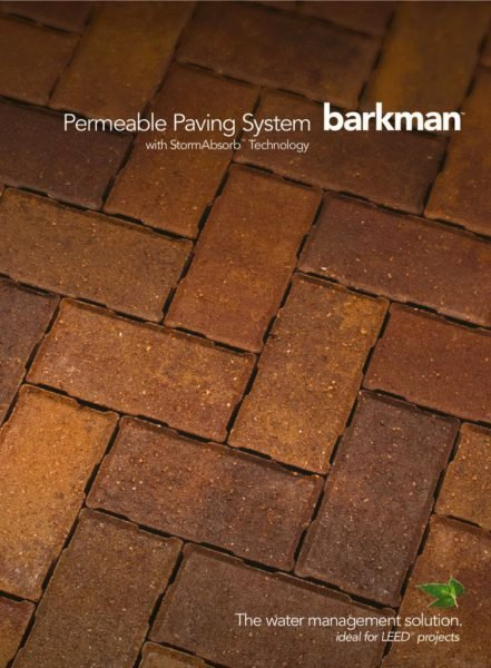 thumbnail of Barkman-Permeable-Paver-Brochure