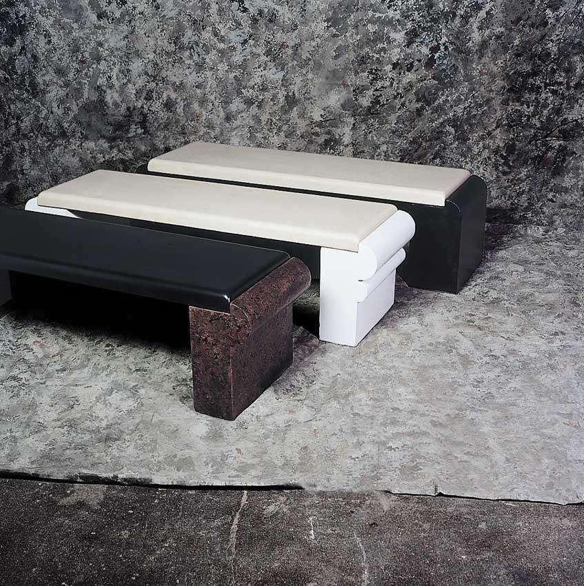 GFRC Benches