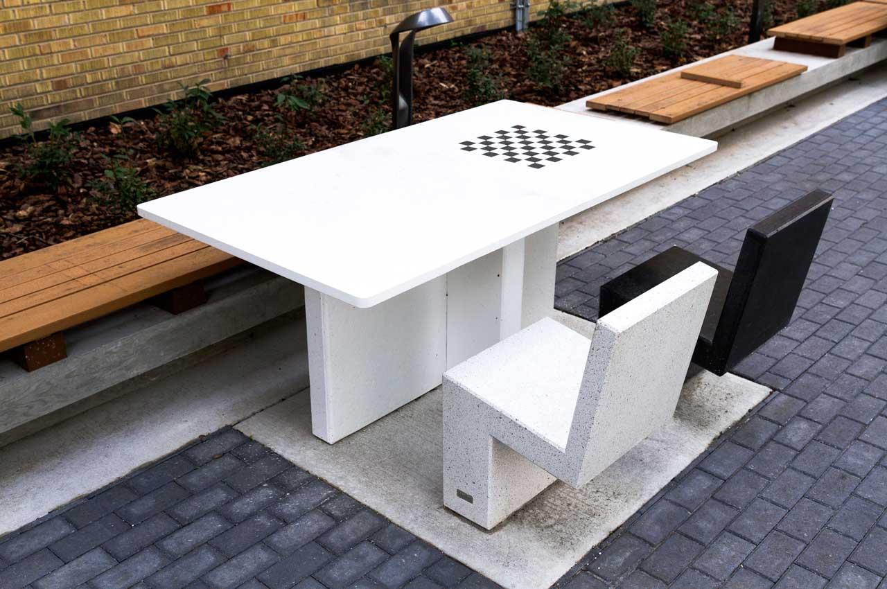 Custom Table with Custom Chairs
