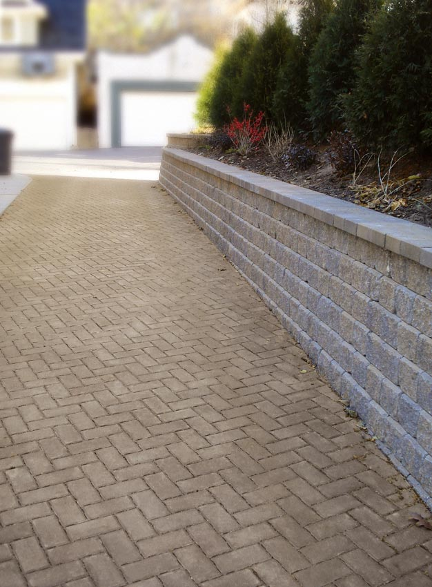 Holland Eco Paver Driveway