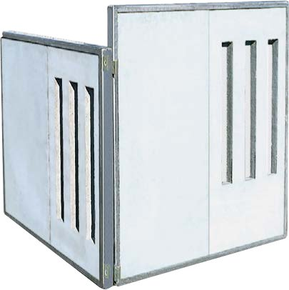 Pen Wall Sections
