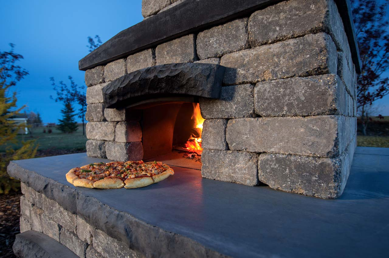 Harvest Grove Pizza Oven