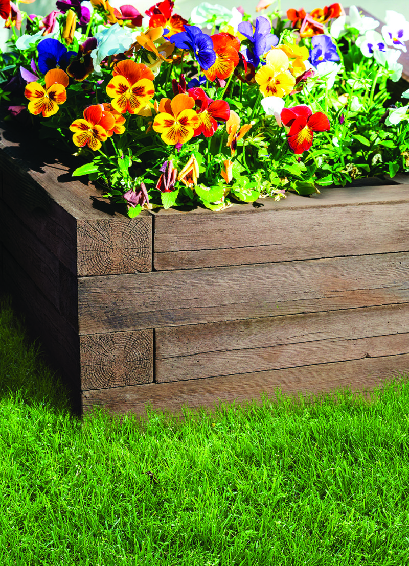 Bridgewood Wall Garden Box